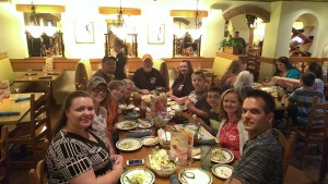 Sunday, June 16, 2013 - Olive Garden
